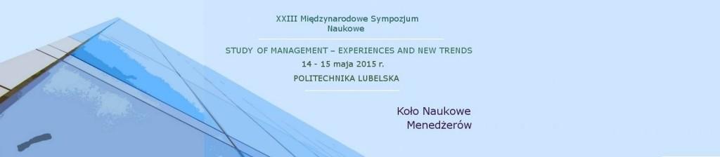XXIII Międzynarodowe Sympozjum Naukowe