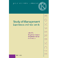 Study of management: experiences and new trends